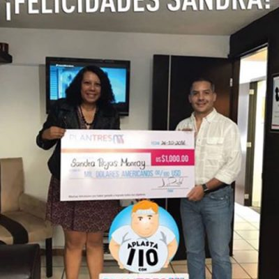 Felicidades Sandra