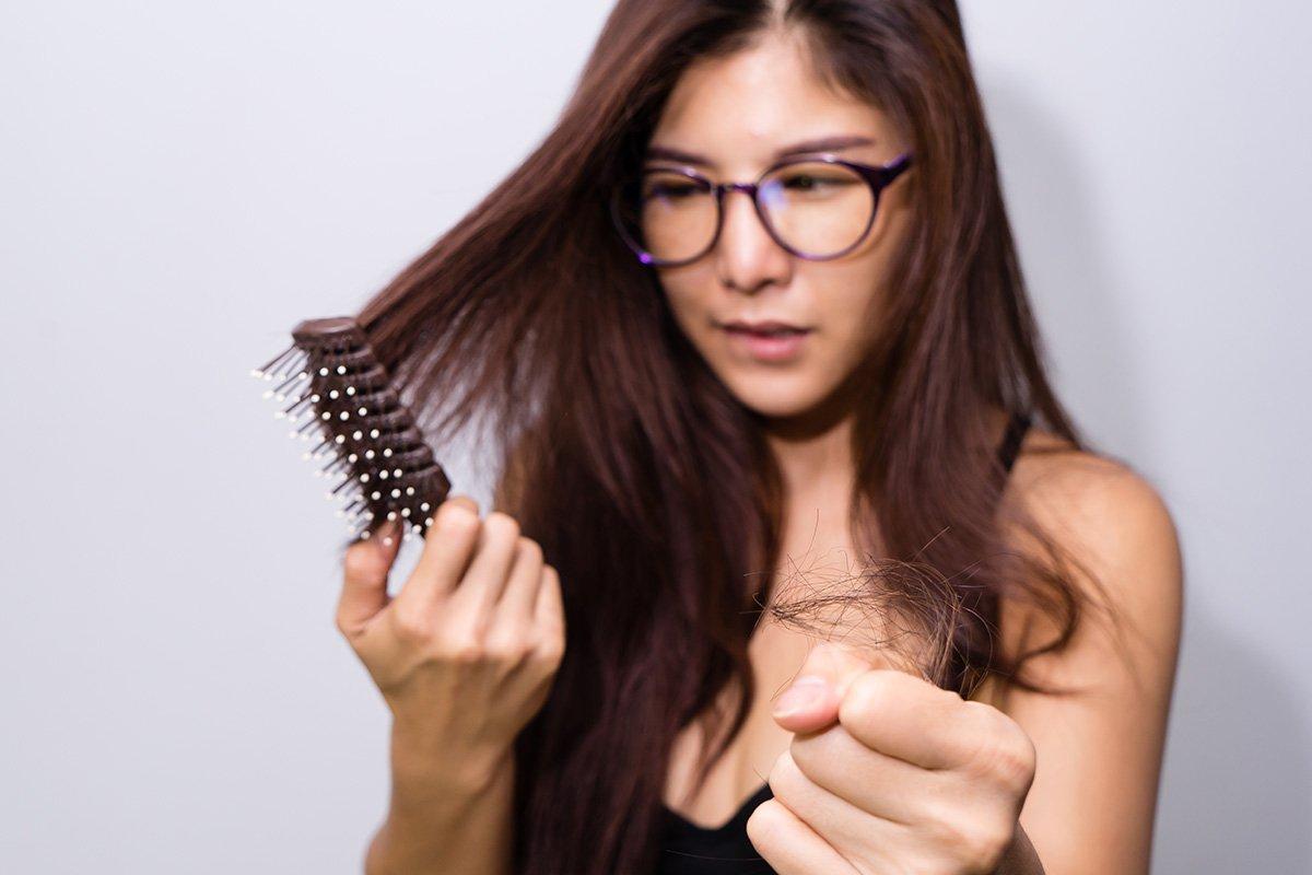 Alimentos para prevenir la pérdida de cabello