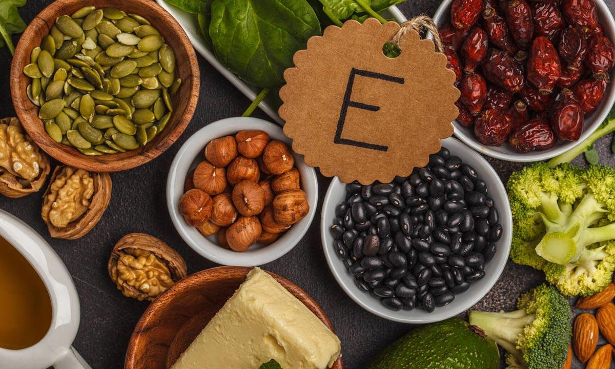 Alimentos ricos en vitamina E retrasan el envejecimiento
