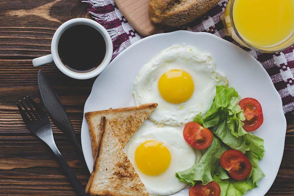 Alimentos que no debes comer en ayunas