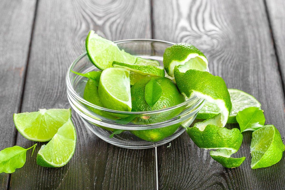 Cómo conservar los limones frescos
