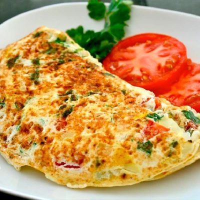 Omelette de Verdura