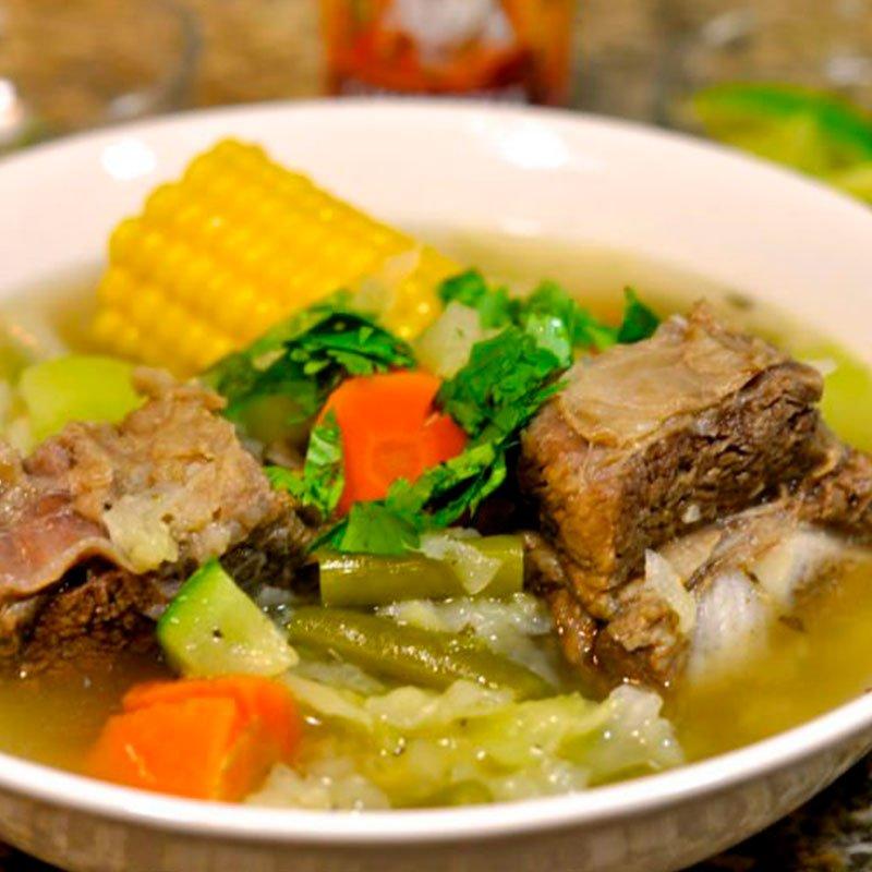 Sopa de Aguayon