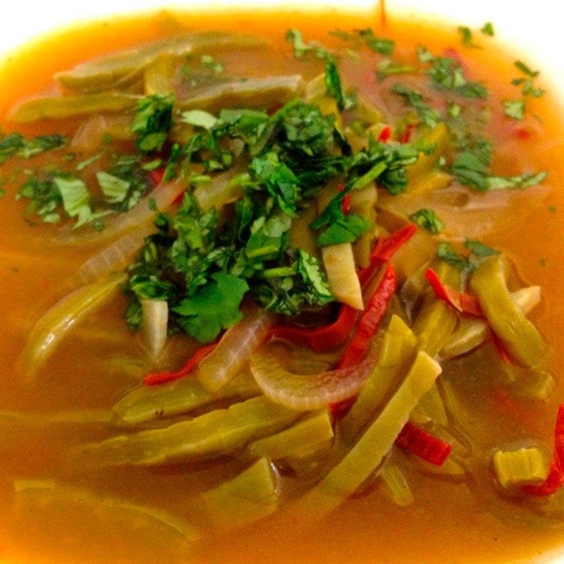 Sopa Nopal