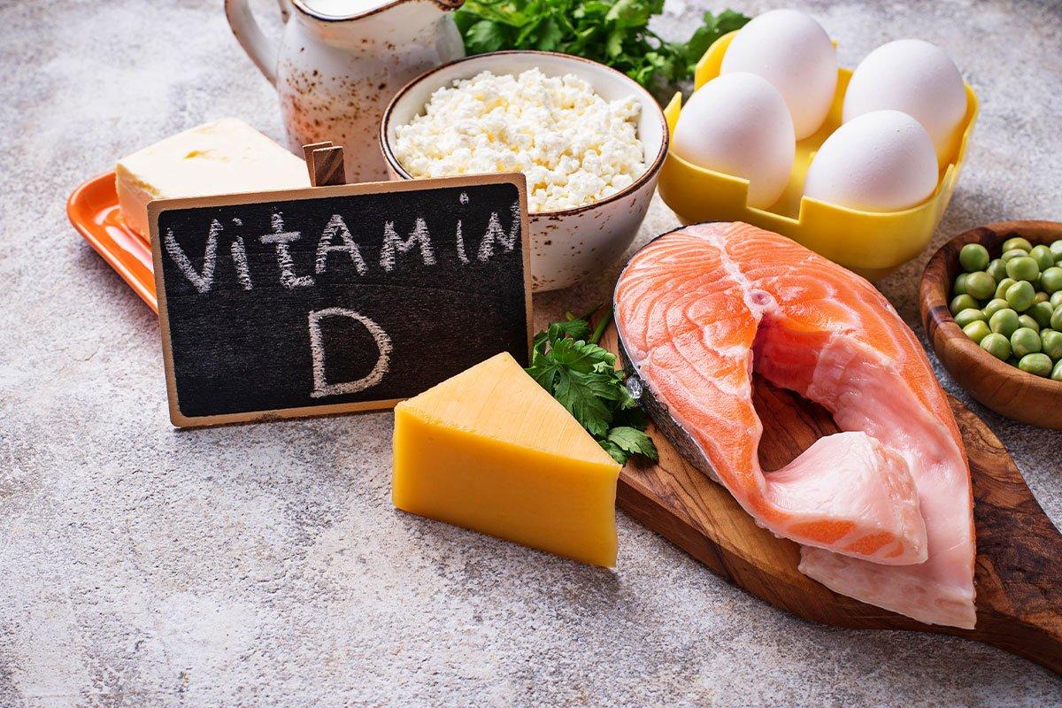 Vitamina D en la cuarentena