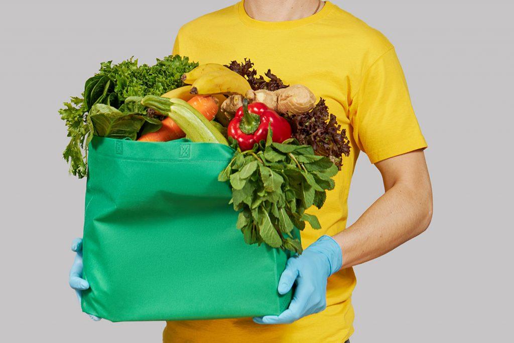Consejos para alimentación saludable durante la cuarentena